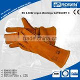 RS SAFETY Leather working glove in heat resistant gloves and Welding glove