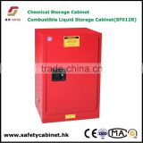 12 Gallon Anti-Fire Combustible Liquid Chemcial Storage Cabinet