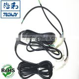 Head lightingType Custom UL2464 5C and 4C of 80C 300V of Cable 4Pin and 5 Pin Male & Female Connector Wire Assembly