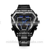Customize your logo china luxury watch/ new arrival branded watch/Eco ALLOY watch