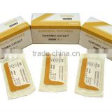 CHROMIC CATGUT WITH NEEDLE SURGICAL SUTURE , CE ISO