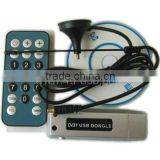 USB DVB-T Stick / digital tv receiver Watch and record digital terrestrial TV on Laptop/PC Support HDTV