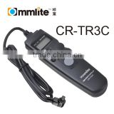Commlite Wired Timer Control Shutter Release For DSLR Canon 7D 5D Mark III 5D Mark II 50D 40D