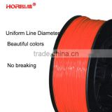 HORI 3D Printer PLA Filament,High Quality,many colors 1.75mm,Multicolor Available(1kg or 3kg are optional)