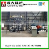 China Supplier Baltur Burners Diesel Horizontal Industrial thermal oil boiler