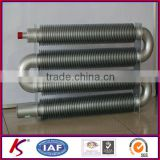 Spiral Fin Tube Electric Industrial Air Heater