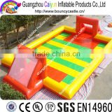 Exciting Sports equipment Inflatable Football Field Soccer Pitch for Sale