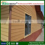 fire resistant decorative wall panel with eco-friendly WPC material garden house wall panel