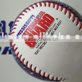 DKS Latest Hot Sale Standard Leather Baseball Ball For Sale