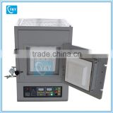 1400 degree sic laboratory inert gas chamber furnace