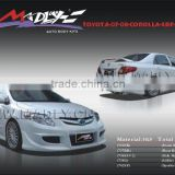Fiberglass body kits for 07-08-COROLLA