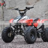 QWMOTO 125CC Cheap electric starting adult quad bike 4 wheeler atv for adult                                                                         Quality Choice