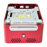 mini itx case sheet metal fabrication machinery Telecom Junction box 1u metal case sheet metal forming