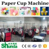 China Wholesale commercial ice cream cup making machine full automatic paper cup machine
