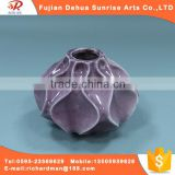 Ceramic herbal incense vase wholesale