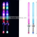 Wholease toy light light up plastic sword toy light up teddy bear plush toy China Manufacturer