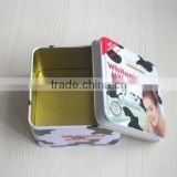 wedding favor box containers for candy/watch /soap /soap tin can
