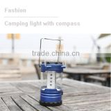 Outdoor 18 led Handheld compass emergency portable led tent light camping light