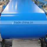 color coated steel coil with Akzo Nobel's paint, PPGI, prepainted galvanized steel coil