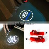 Hot Sale Led Wireless Ghost Shadow Light Laser Projector 12v Lamp with CE for Hyundai Elantra