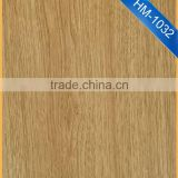 HM-1032 indoor wooden pvc interlocking floor tiles