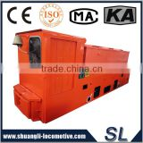 CTY8/6.7.9G-144V Explosion-proof Electric Locomotive For Mining Underground Power Equipment