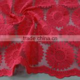 Embroidery Factory Clothing Fabric With Discounted Price For Home Textile /Curtain/Clothing