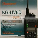 WouXun KG-UV6D UHF VHF Dual Band Multifunctional Handheld Two Way Radio KGUV6D Ham Radio