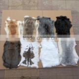 Factory Wholesale Natural Raw Rabbit Skin Price                                                                         Quality Choice