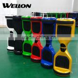 with certificate 6.5inch bluetooth speaker remote control 700w balance scooter two wheels hoverboard from Wellon manufacturer