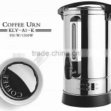 Stainless Steel Housing Non-Drip Coffee Maker