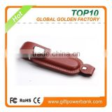 China supplier Leather USB flash drive 1tb usb flash drive