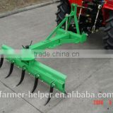 FMH garden machinery New cheap tractor attachment grader blade with ripper