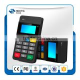 Bluetooth mobile payment terminal , supports magnetic card , IC chip card and contactless card NFC card with free SDK