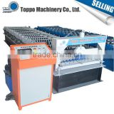 China manufacturer excellent large corrugated aluminium sheet roofing metal rolling machine