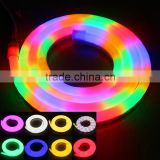 waterproof led neon flex with plug ,,led flex tube warm/cool white/R/G/B/RGB,led neon rope light