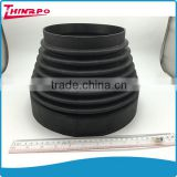 260mm large rubber bellow Large compensation expansion rubber bellow large bellows
