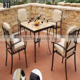 outdoor furniture dining table chair set of alibaba/outdoor garden furinture folding dining table chair set
