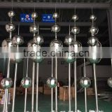 Single ball types of lightning rod prices lightning protection
