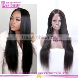 2016 Hot Selling Silky Straight Dreadlocks Wig New Products Human Hair Dreadlocks Wig Lace Front Wig