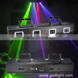 Laser show system red and green club laser lighting projector