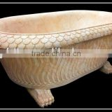 Natural Marble Stone Bathtub Price For Sale