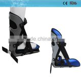 foot drop and ankle instability support foot splint Orthopedic walker boot with FDA certificate