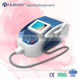 diode 808 tech painless laser hair removal machine for gray hair / all color hair removal