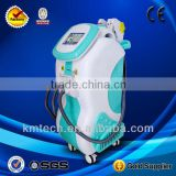 75% salon choose !! Best ipl machine for hair removal with 3 handpiece(BV SGS FDA CE ISO)
