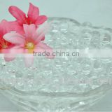 High transparent clear event deco jelly crystal ball