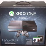 Xbox One Limited Edition Halo 5 Guardians Console 1TB System Bundle