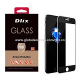 Dlix 3D Tempered Glass Screen Protector for iPhone
