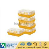 true HDPE % plastic chicken transport cage , strong poultry transport crates, chicken cage,