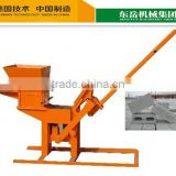 New products ecological brick small clay brick making machine paving machine price with great price